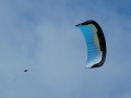 Foilkite 50m2 in flight